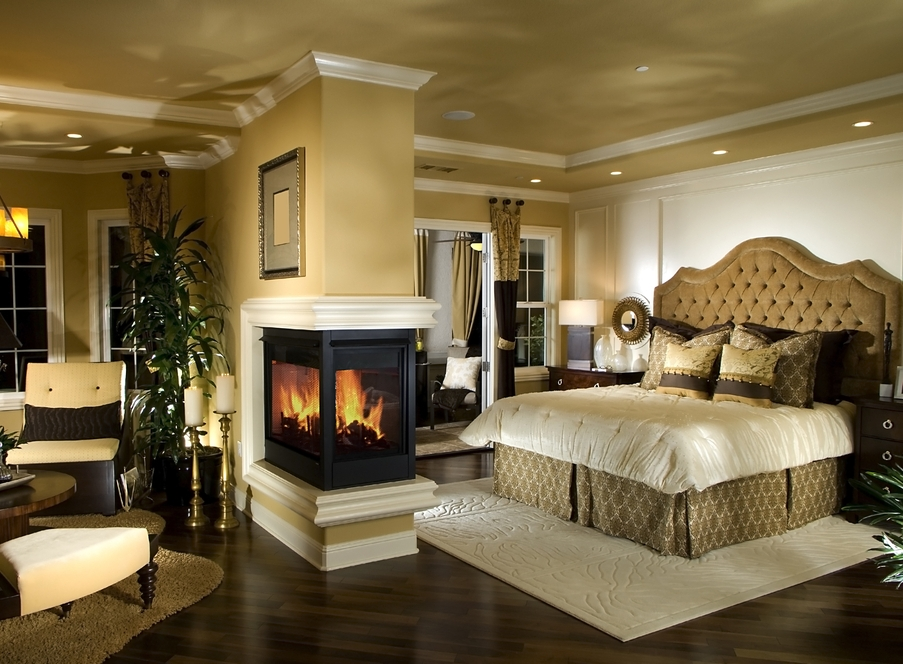 20 Modern Luxury Bedroom Designs