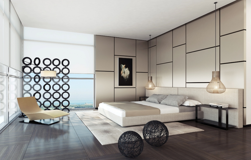 Contemporary Bedroom Design For Your Home