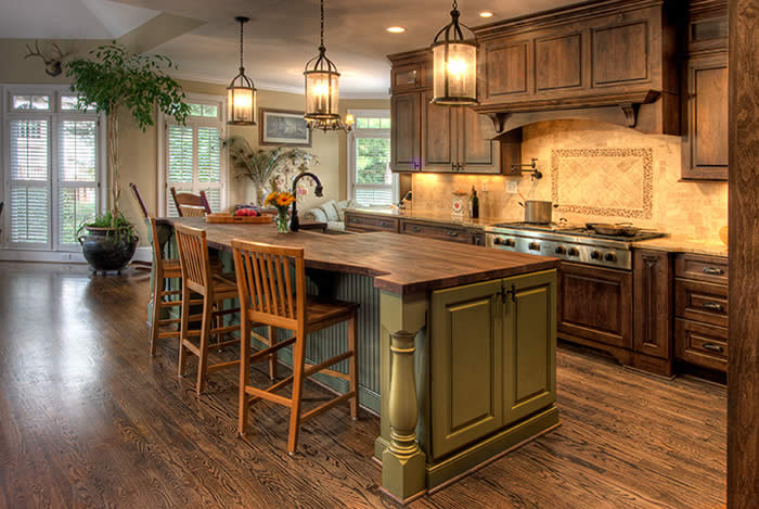 20 Country Style Kitchen Decor Ideas – Wow Decor