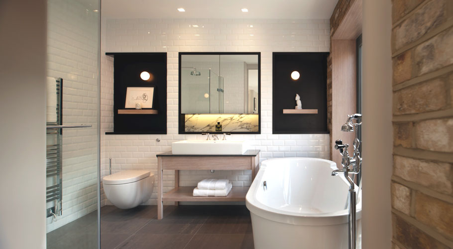 Modern Bathroom Design Ideas For Your Private Heaven