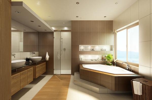 Stunning Modern Bathroom Designs