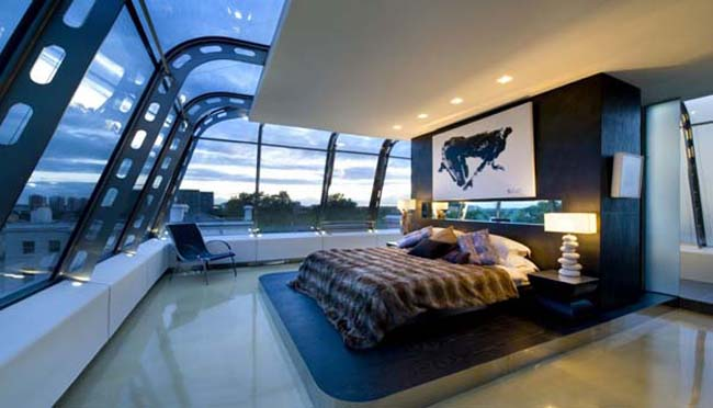 Stunning-Penthouse-Apartment-Bedroom-Idea-in-London