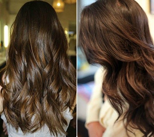 a-warm-milk-chocolate-color-with-soft-copper-highlights-for-2015-hair-color-trends