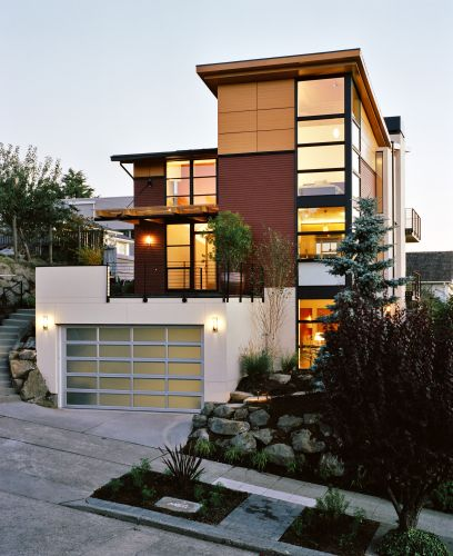 25 Modern Home Exteriors Design Ideas