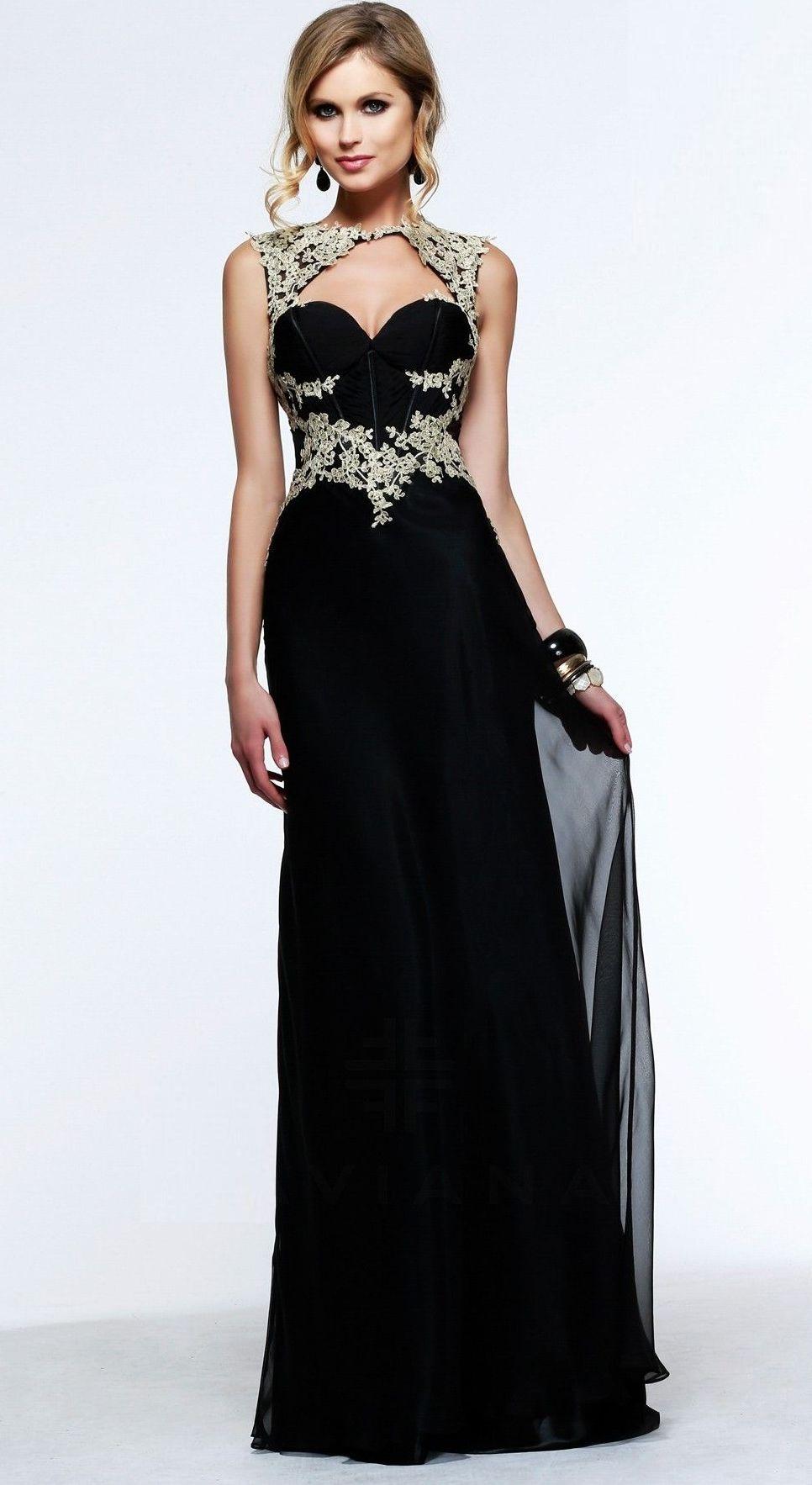 black-prom-dresses-2015