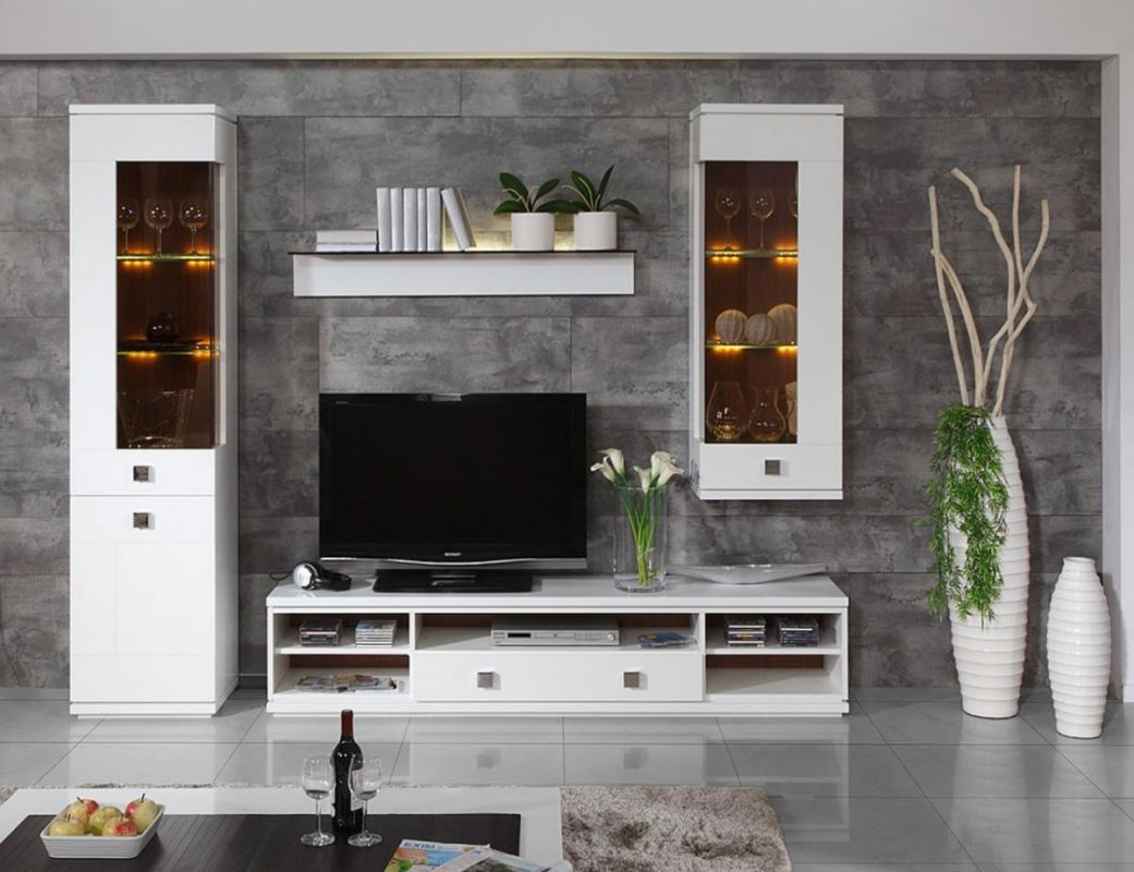 bright-gloss-white-living-room-decoration-furniture