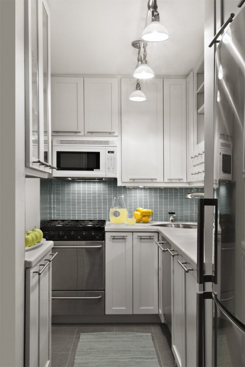 21 Cool Small Kitchen Design Ideas Wow Decor