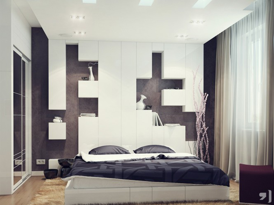 25 Cool Bedroom Design Ideas – Wow Decor