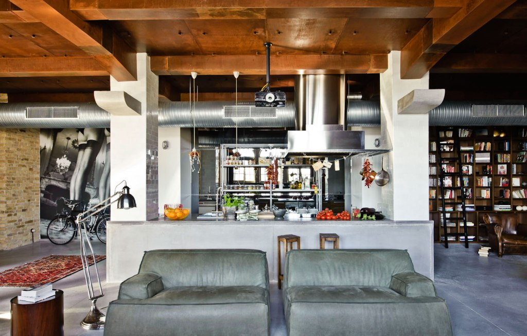 Cool Loft Apartment Decorating Ideas – Wow Decor