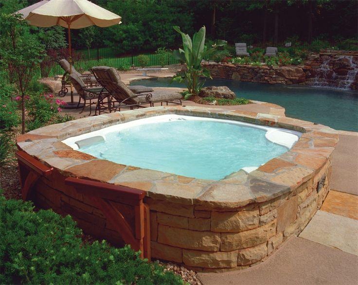 25 Awesome Hot Tub Design Ideas Wow Decor