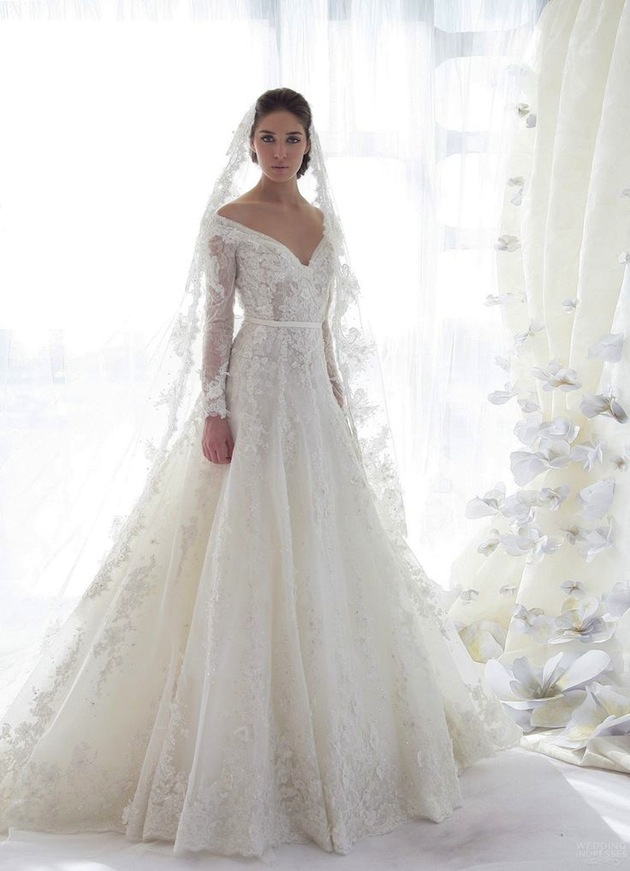 long-sleeve-lace-wedding-dress