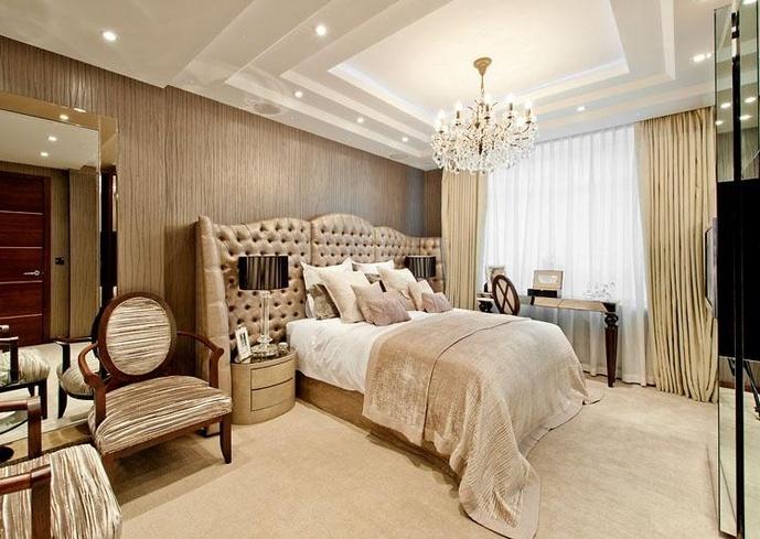 . 20 Modern Luxury Bedroom Designs   Wow Decor