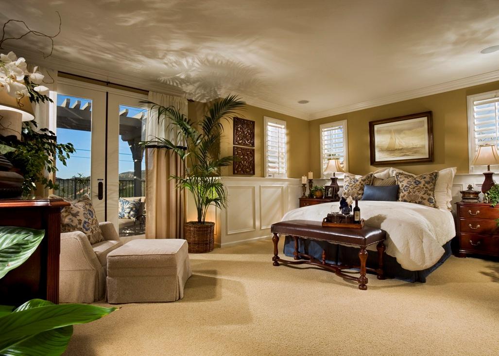 Dream Master Bedroom Luxury Romantic