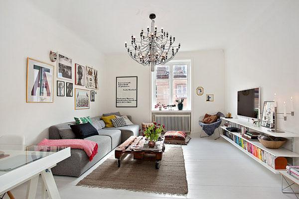 nordic-chandelier-living-room-floating-shevels