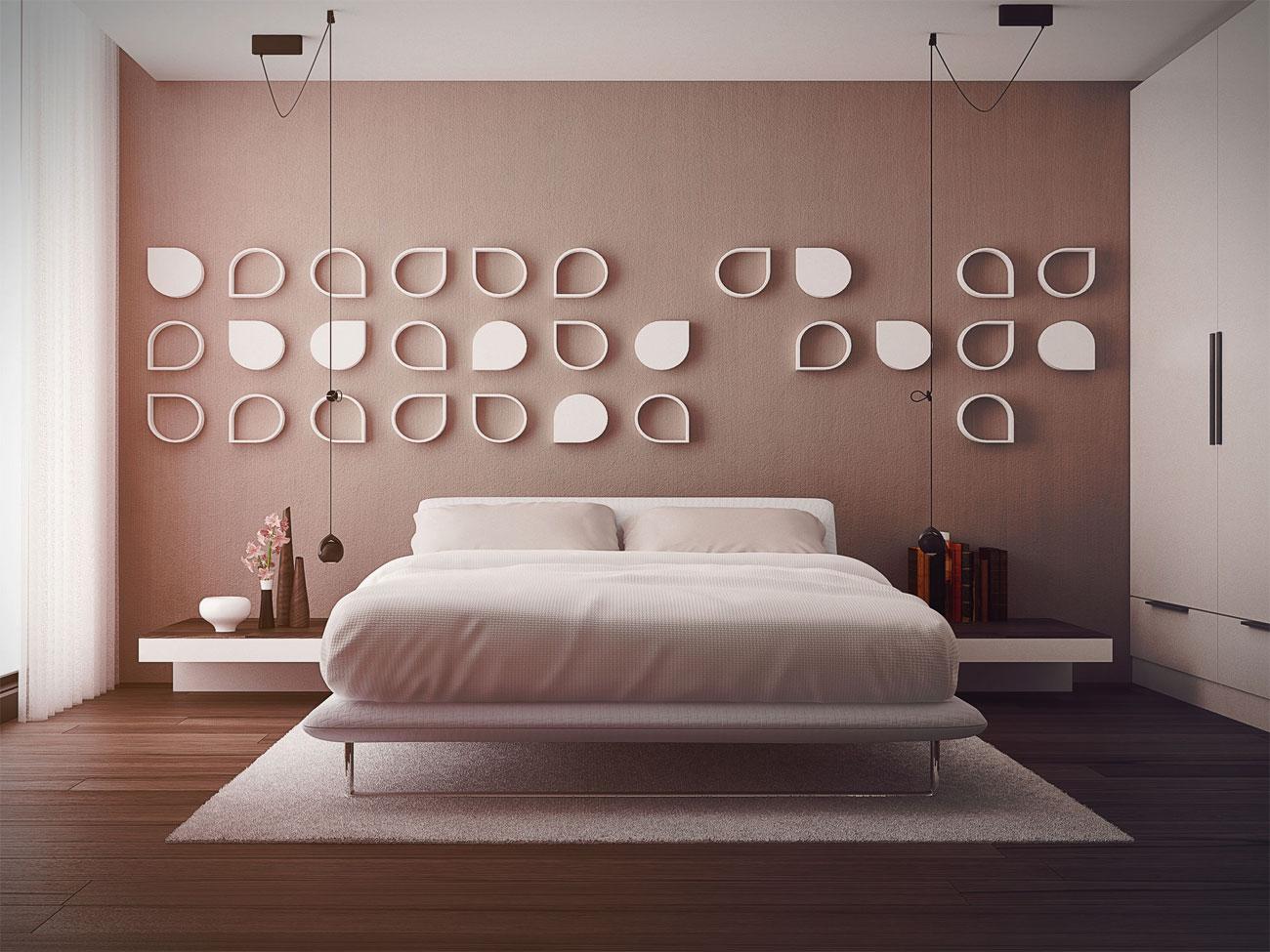 pink-bedroom-design