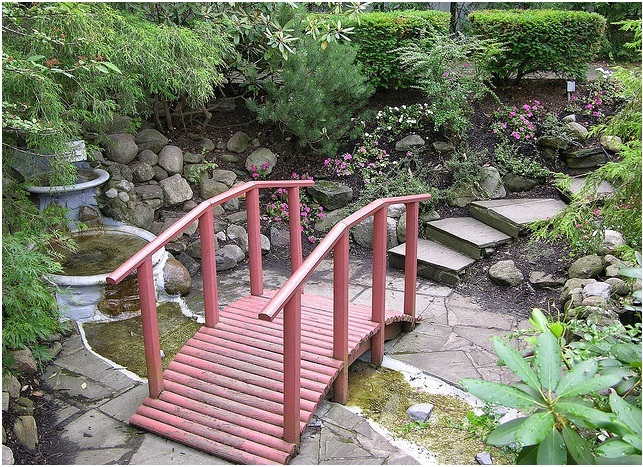 small-decorative-garden-bridge