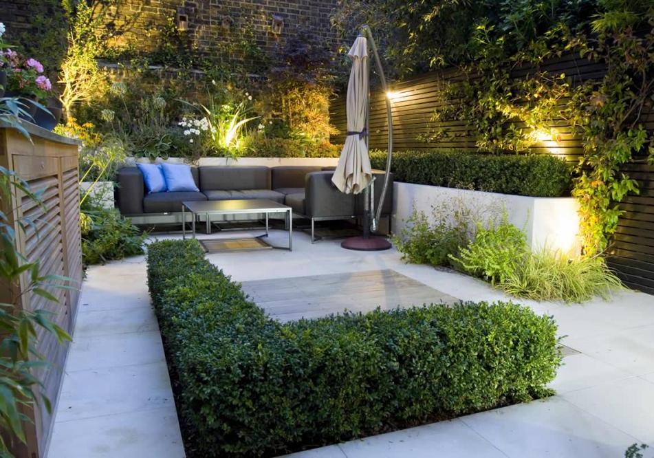 small-garden-lighting-ideas-with-patio-furniture