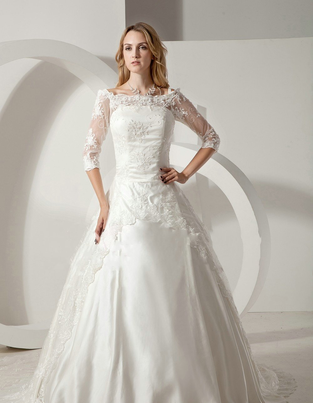 wedding-dress-lace-sleeves