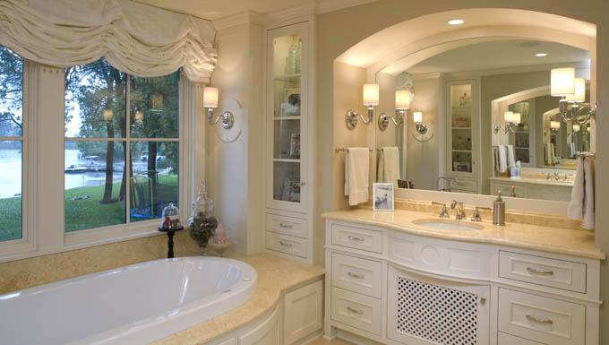 31 Beautiful Traditional Bathroom Design – Wow Decor