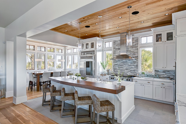 Beach-style-kitchen-ideas