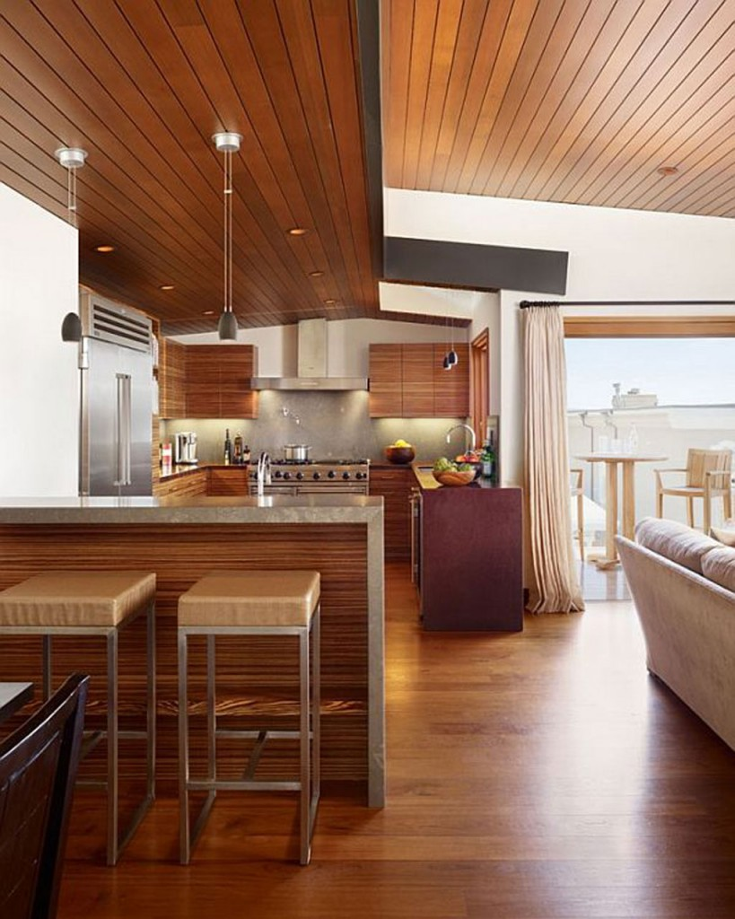 Beautiful-Beach-House-Kitchen-Design-in-California