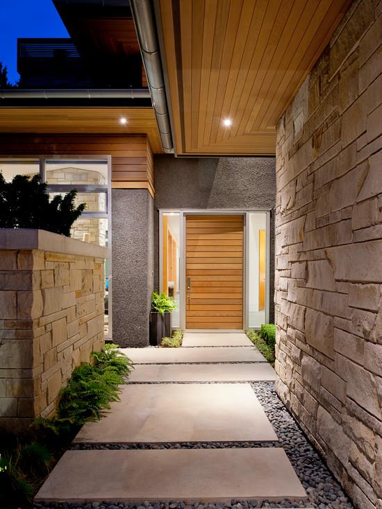 Cool Concrete Walkway Design Ideas
