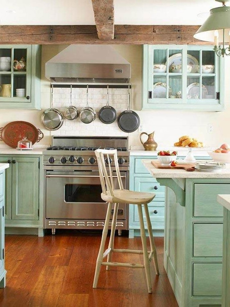 Cottage-Kitchen-Design-Ideas-Homeizy-Beach-Style-Kitchen