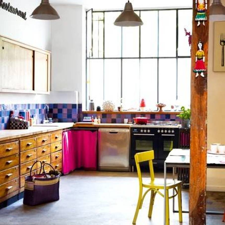 Eclectic-Kitchen-Design-Ideas