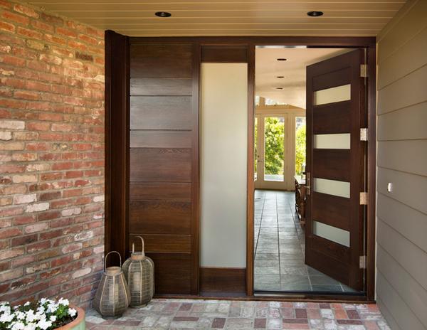 Elegant Modern Entry Doors