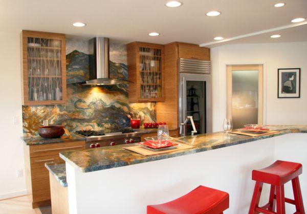 Fascinating-Asian-kitchen-design-brings-the-retro-furnishings