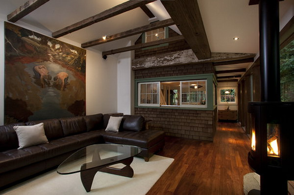 Great-Industrial-Living-Room-Murals-Painting-Ideas
