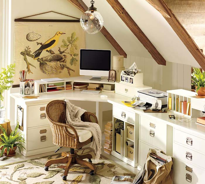 Home-Office-Design-Ideas-Pottery-Barn