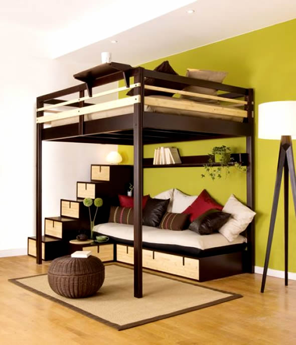 Marvelous-Small-Bedroom-Ideas-with-Bunk-Bed
