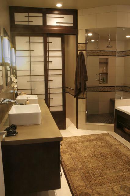 Master Bathroom asian-bathroom