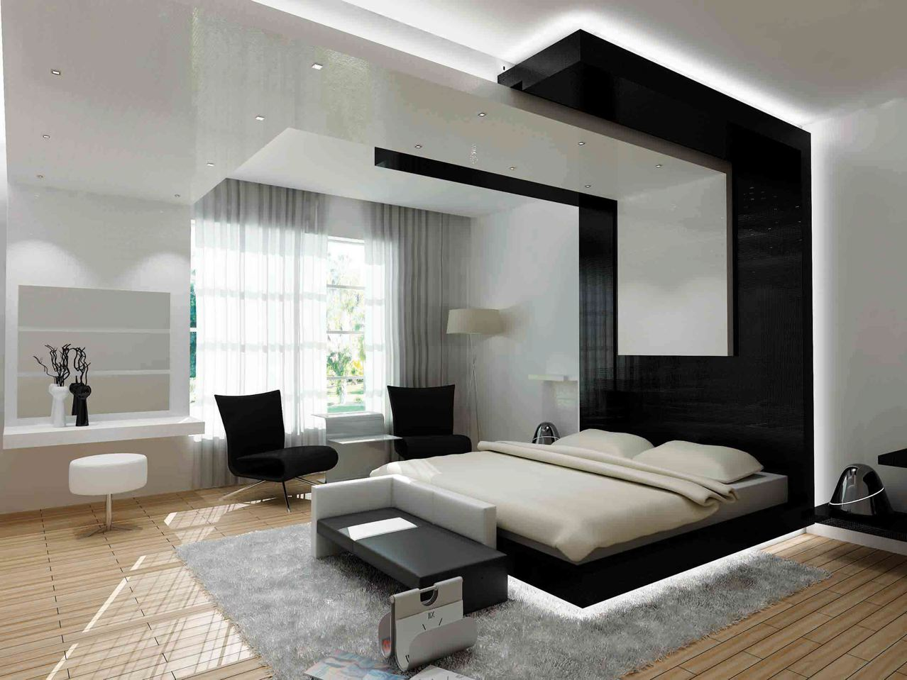 25 Best Modern Bedroom Designs – Wow Decor