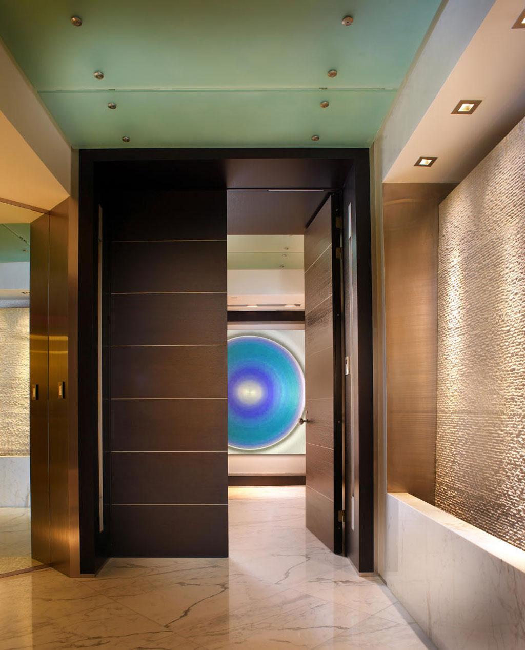 Modern Entry Doors Decor Ideas