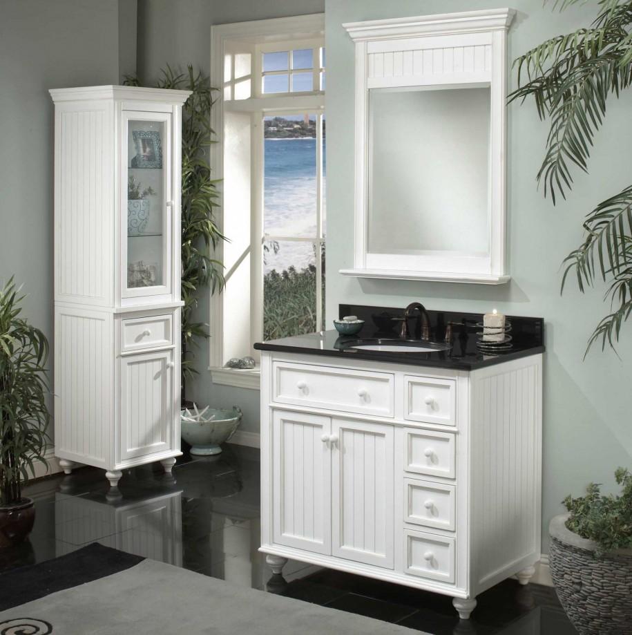 Pretty-Small-White-Bathroom-Cabinet-Ideas-for-Inspiration