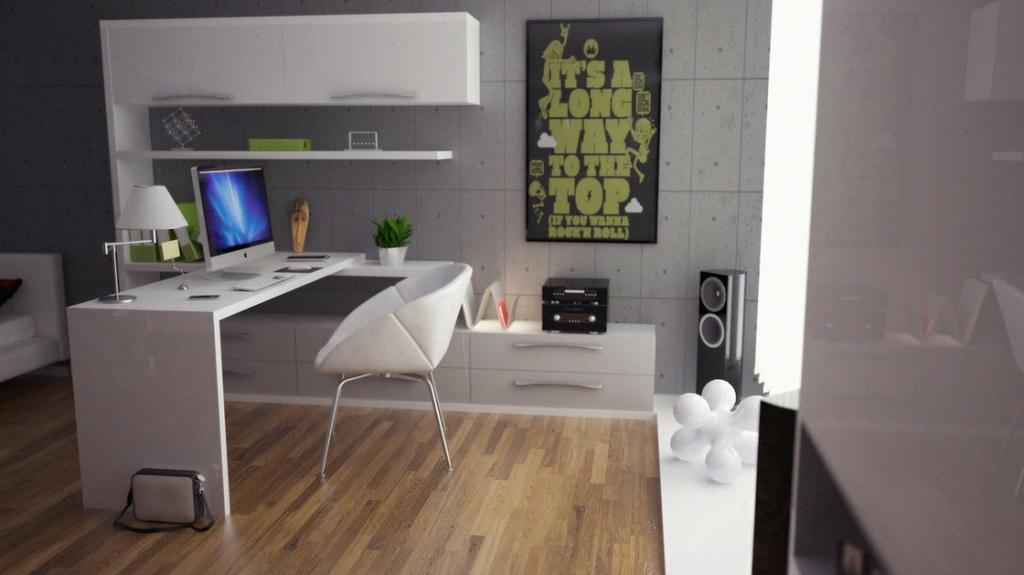 Stunning-Modern-Office-Decorating-Ideas-for-Men