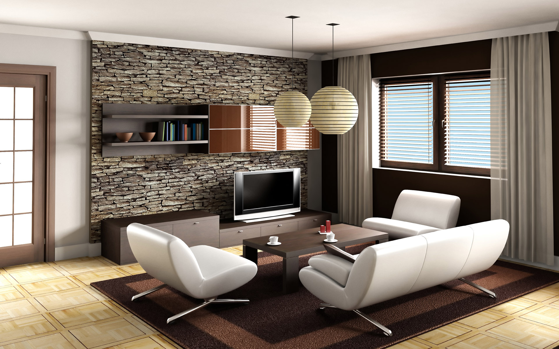 30 Modern Luxury Living Room Design Ideas – Wow Decor
