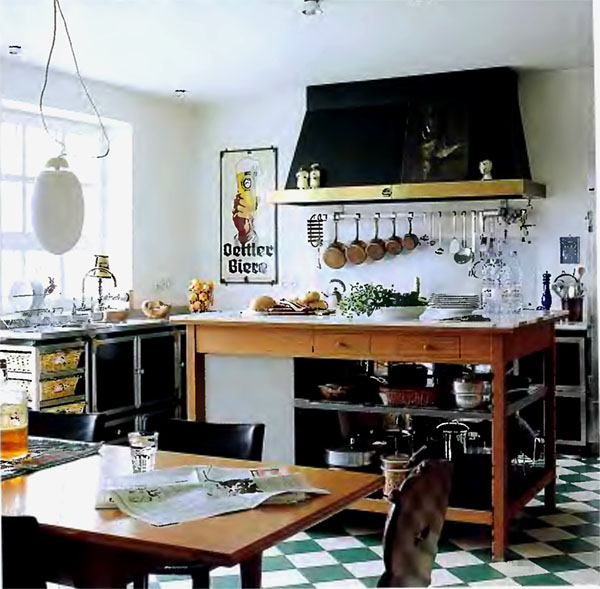 eclectic-kitchen-interior-design