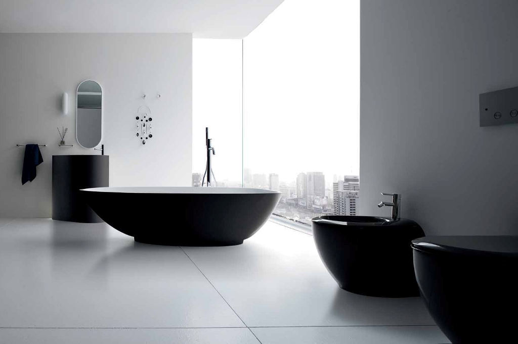fantastic-black-white-modest-bathroom-design-ideas