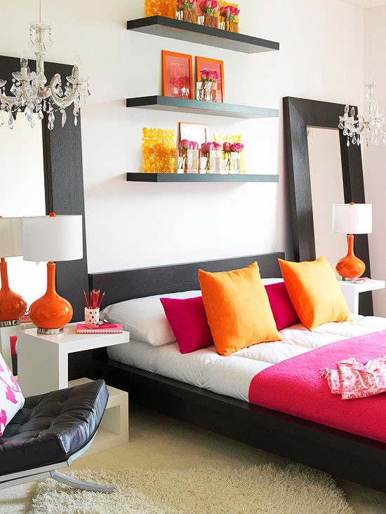 Top 20 Colorful Bedroom Design Ideas – Wow Decor