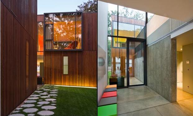 joyful-entry-hall-modern-house-design
