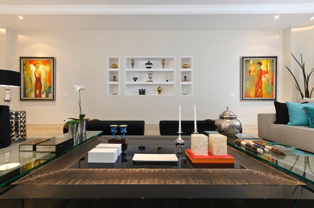 Modern Asian Living Room Plantasian Ideas