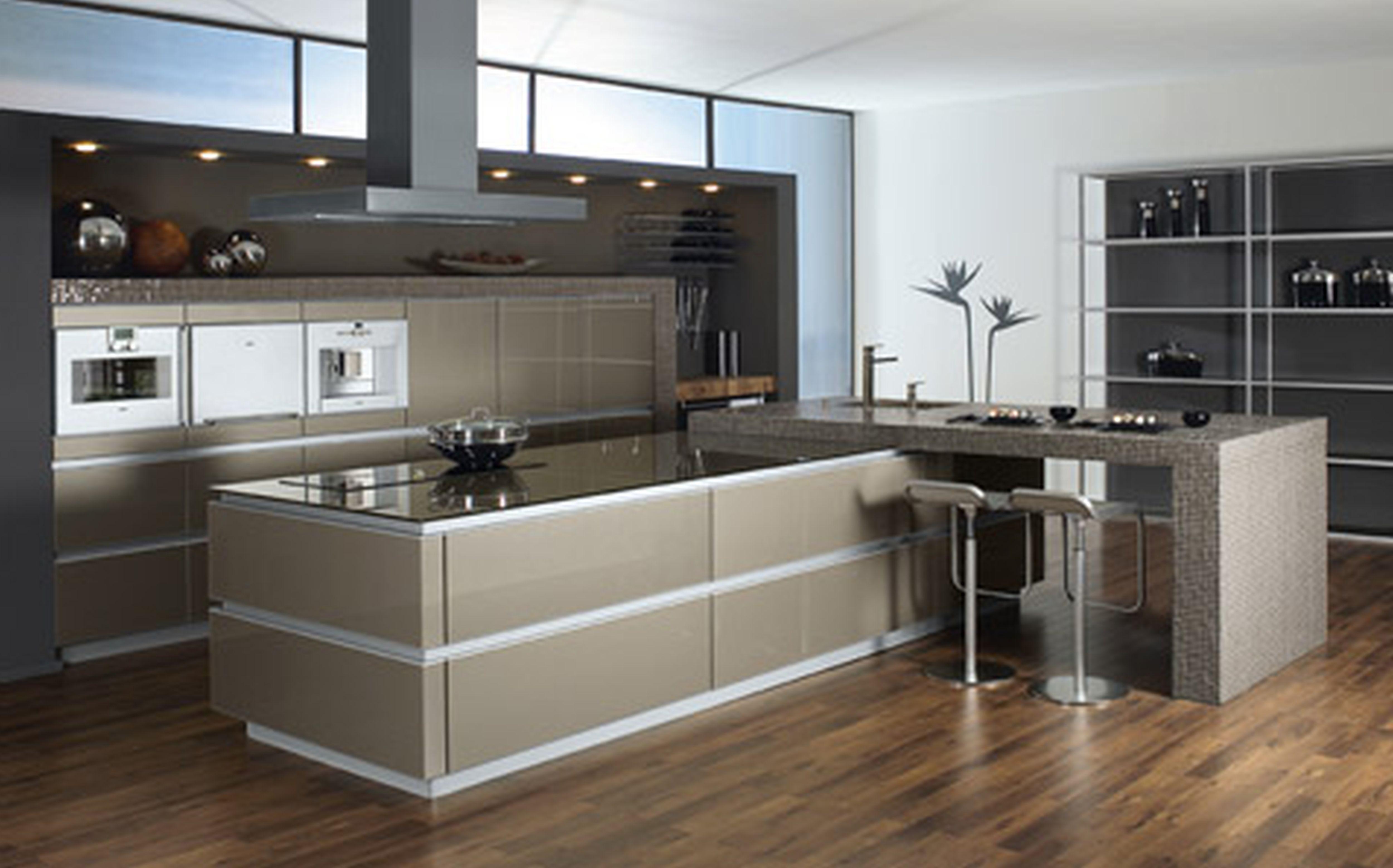 awesome modern kitchen cabinets red | 35 Modern Kitchen Design Inspiration | Wow Decor
