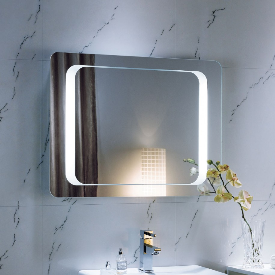 25 modern bathroom mirror designs wow decor - Modern bathroom mirror ideas ...