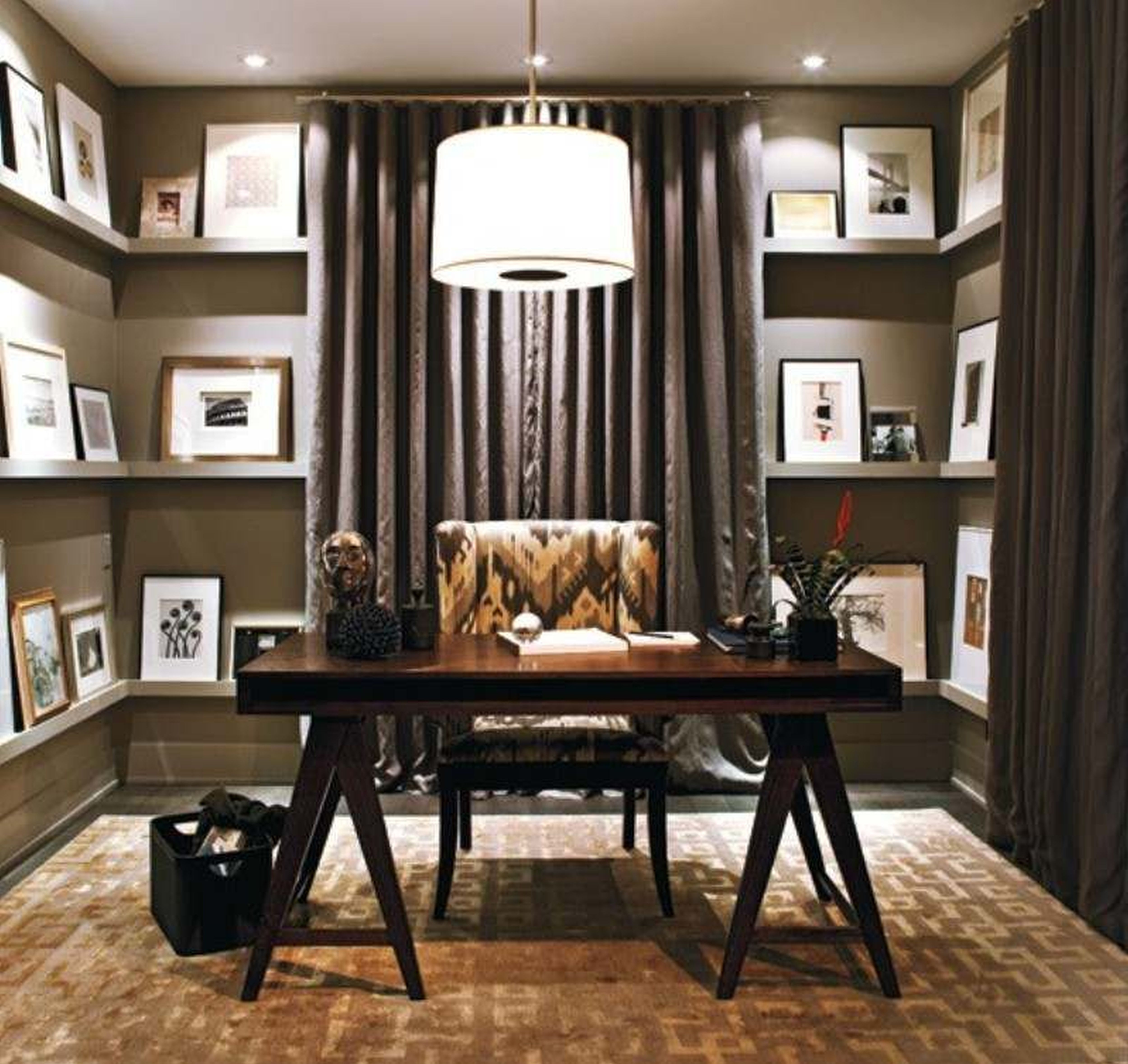 Office Interior Design Inspiration: 25 Stunning Modern Home Office Designs