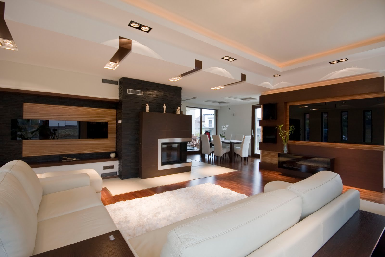modern interior living room exclusive design | 30 Modern Luxury Living Room Design Ideas