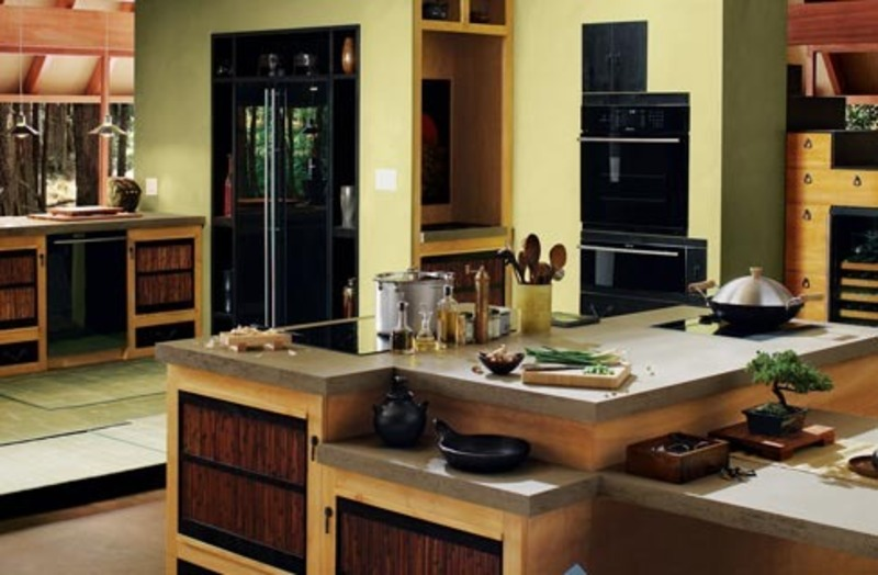 pictures of asian kitchens, kitchen, asian kitchens
