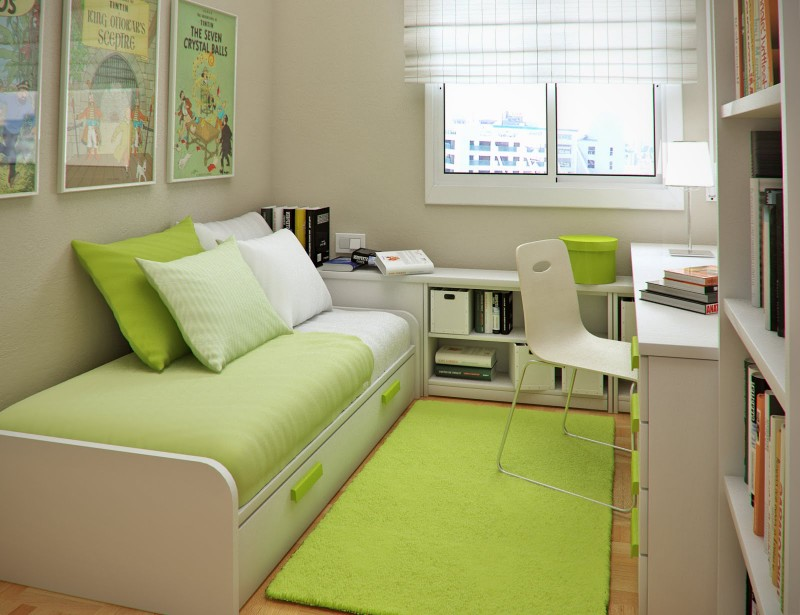 40 Cool Bed Ideas For Small Rooms Awesome Bedrooms Designs For Small Spaces